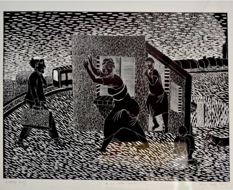 Sandile Goje - An Unwelcome Return, 2002