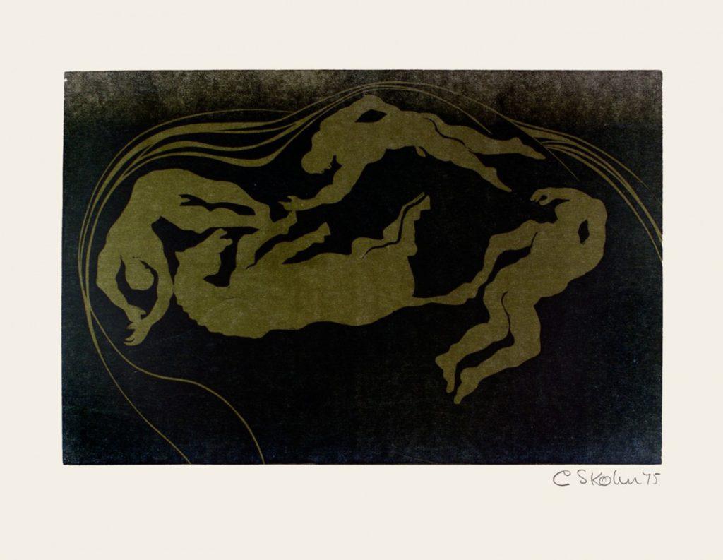 Cecil Skotnes, SA (1926 - 2009), Woltemade