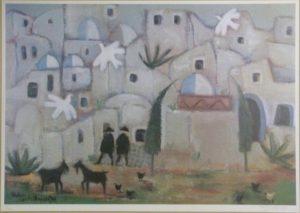 Pieter van der Westhuizen, SA (1931 - 2008), _ 1999, lithograph 61-375, signed, 85cm x 57,5cm