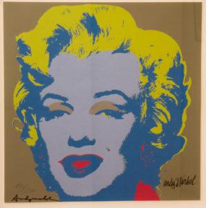 Andy Warhol, USA (1928 - 1987), Mao Tse Tsung, silkscreen _ , 75cm x 84,5cm