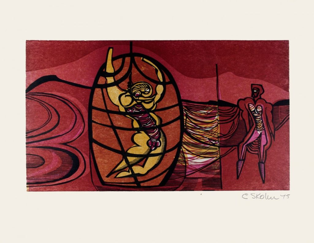 Cecil Skotnes SA(1926 -2009), Wolraad Woltemade