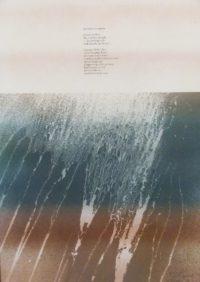 Judith Mason, SA( 1938 -), A Portfolio Cover Ros...Poetry & 4 Drawings, Lithograph AP I, 32cm x 45cm