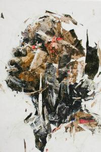 Benon Lutaaya, Eternal Hope, Digital print Archival cotton rag, 300gsm 52.4 x 45 cm (unframed)