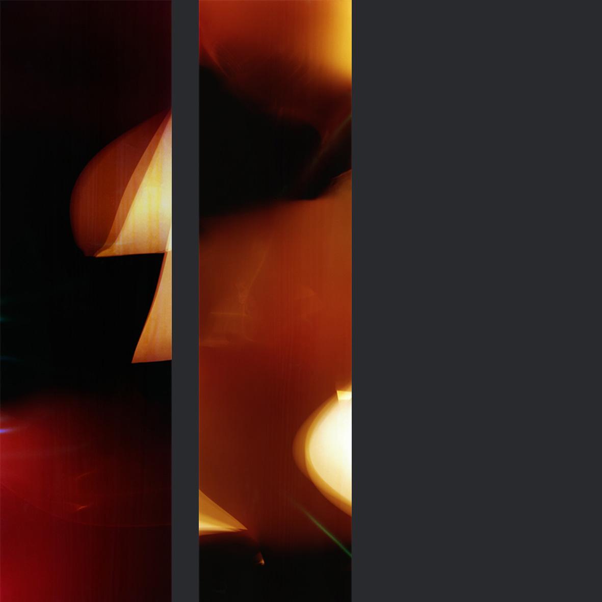 Anya Ramparsad After Hours (series) 2017 Medium format film, ISO 100, Digital Print, Vinyl 38 x 120 cm