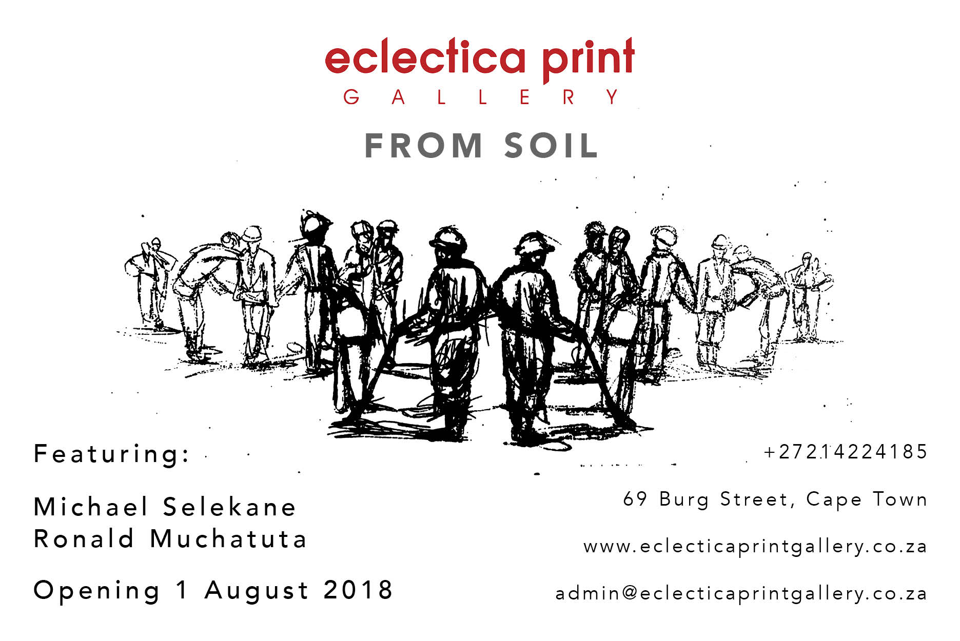 From Soil August 2018